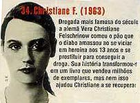 The real Christiane F.
